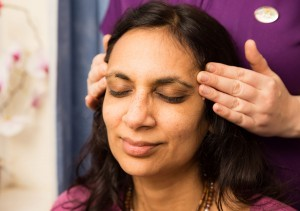Indian Head Massage 5 - Nature to Nurture; Aromatherapy Massage in Hemel & St Albans