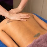 Back Massage 5 - Nature to Nurture; Aromatherapy Massage in Hemel & St Albans