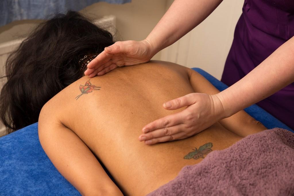 Swedish Massage 6 - Nature to Nurture; Aromatherapy Massage in Hemel & St Albans