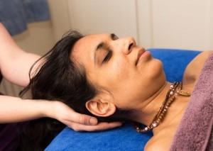 Neck & Head Massage 1 - Nature to Nurture; Aromatherapy Massage in Hemel & St Albans