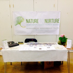 N2N NCT Event-Nature To Nurture Aromatherapy & Massage in Hemel & St Albans