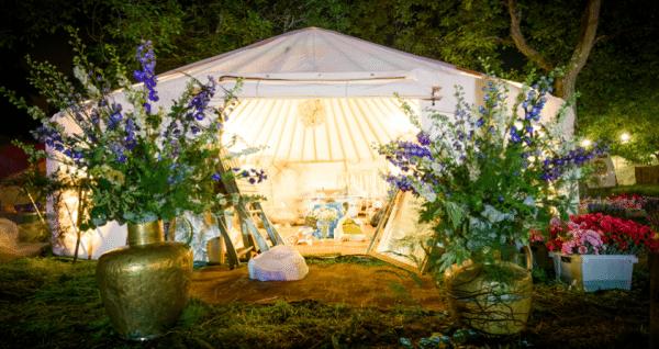 The Daydream Yurt