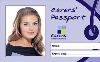 carers passport